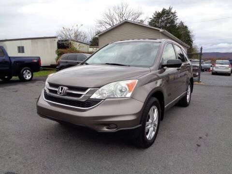 2011 Honda CR-V for sale at Supermax Autos in Strasburg VA