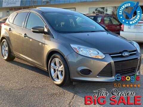 2013 Ford Focus for sale at Gold Coast Motors in Lemon Grove CA