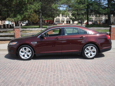 2012 Ford Taurus for sale at Walter Motor Company in Norton KS