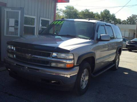 2005 Chevrolet Suburban for sale at Midwest Auto & Truck 2 LLC in Mansfield OH