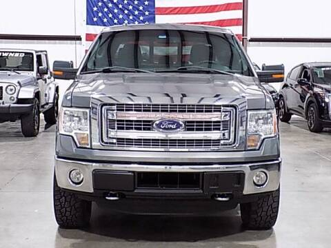2014 Ford F-150 for sale at Texas Motor Sport in Houston TX