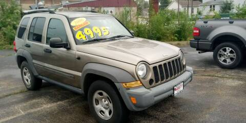 2006 Jeep Liberty for sale at Smart Buy Auto in Bradley IL