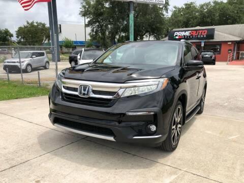 2020 Honda Pilot for sale at Prime Auto Solutions in Orlando FL