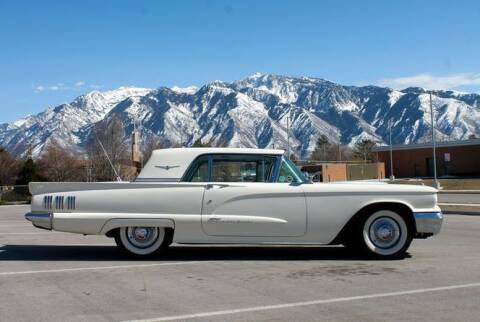 1960 Ford Thunderbird for sale at Classic Car Deals in Cadillac MI