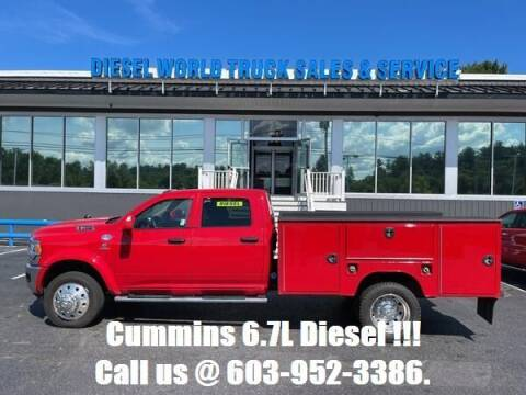 2019 RAM Ram Chassis 4500 for sale at Diesel World Truck Sales in Plaistow NH