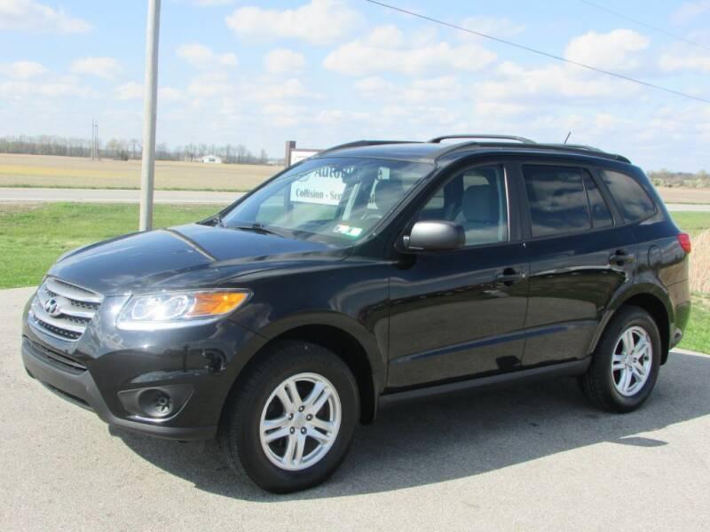 2012 Hyundai Santa Fe for sale at 42 Automotive in Delaware OH