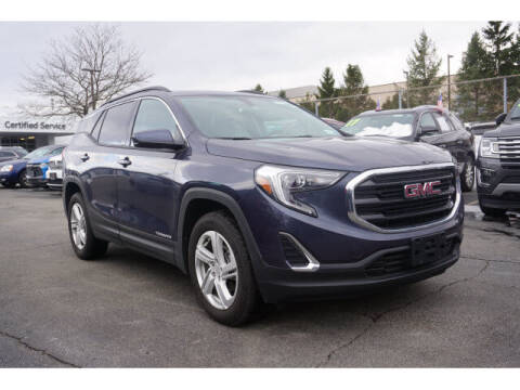 2018 GMC Terrain for sale at Classified pre-owned cars of New Jersey in Mahwah NJ