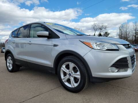 2016 Ford Escape for sale at CarNation Auto Group in Alliance OH