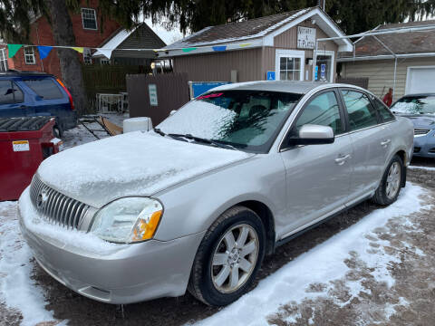 2006 Mercury Montego for sale at Trocci's Auto Sales in West Pittsburg PA