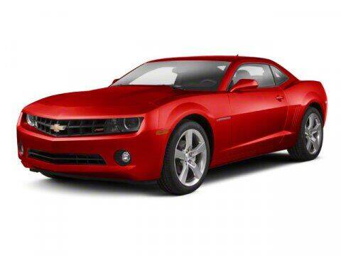 2010 Chevrolet Camaro for sale at Wally Armour Chrysler Dodge Jeep Ram in Alliance OH