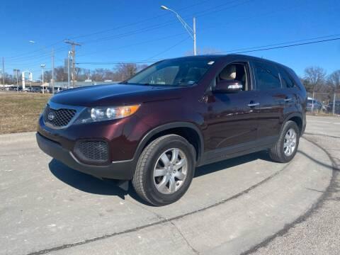 2013 Kia Sorento for sale at Xtreme Auto Mart LLC in Kansas City MO