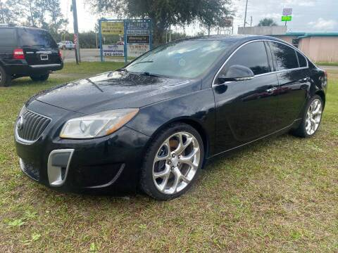 2012 Buick Regal for sale at NETWORK TRANSPORTATION INC in Jacksonville FL