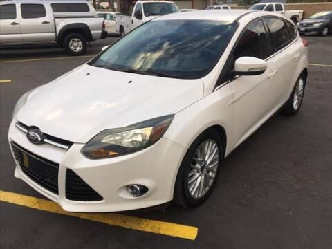 2013 Ford Focus for sale at Corona Auto Wholesale in Corona CA