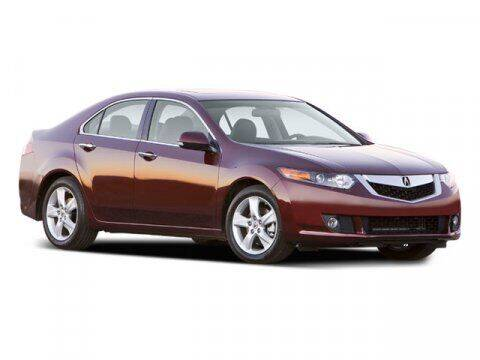 2009 Acura TSX for sale at DAVID McDAVID HONDA OF IRVING in Irving TX