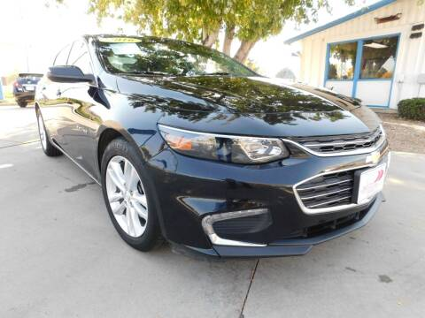 2016 Chevrolet Malibu for sale at AP Auto Brokers in Longmont CO