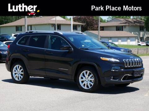 2014 Jeep Cherokee for sale at Park Place Motor Cars in Rochester MN