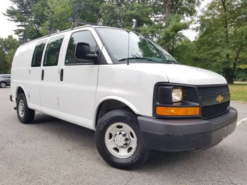 2016 Chevrolet Express Cargo for sale at The Auto Brokerage Inc in Walpole MA