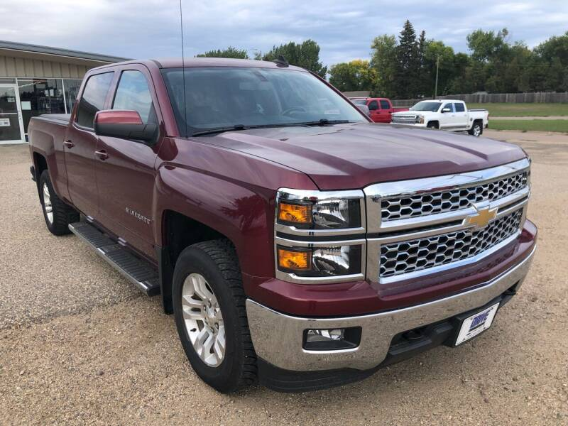 2015 Chevrolet Silverado 1500 for sale at Drive Chevrolet Buick Rugby in Rugby ND