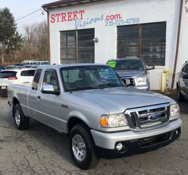 2011 Ford Ranger for sale at Street Visions in Telford PA
