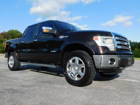 2013 Ford F-150 for sale at Used Cars For Sale in Kernersville NC