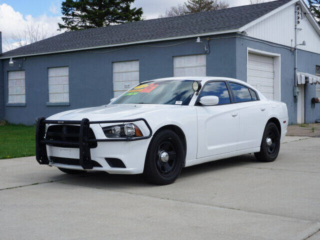 2014 Dodge Charger for sale at Royal AutoTec in Battle Creek MI