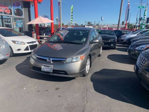 2008 Honda Civic for sale at VR Automobiles in National City CA