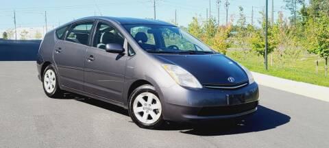 2006 Toyota Prius for sale at BOOST MOTORS LLC in Sterling VA