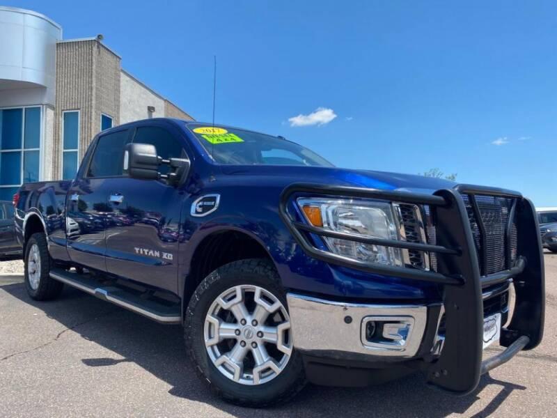 2017 Nissan Titan XD for sale in Colorado Springs, CO