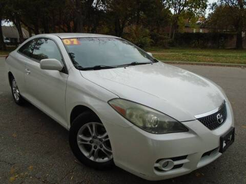 2007 Toyota Camry Solara for sale at Sunshine Auto Sales in Kansas City MO
