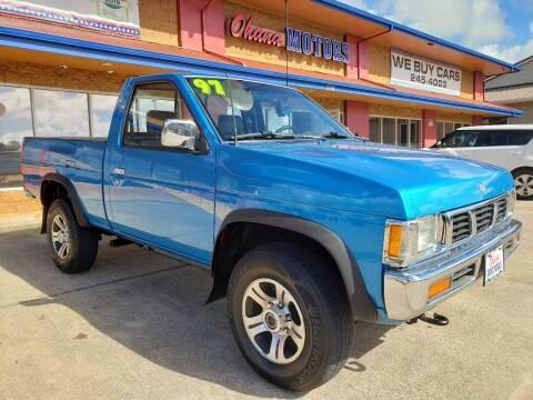 1997 Nissan Pickup for sale at Ohana Motors in Lihue HI