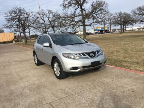 2014 Nissan Murano for sale at RP AUTO SALES & LEASING in Arlington TX