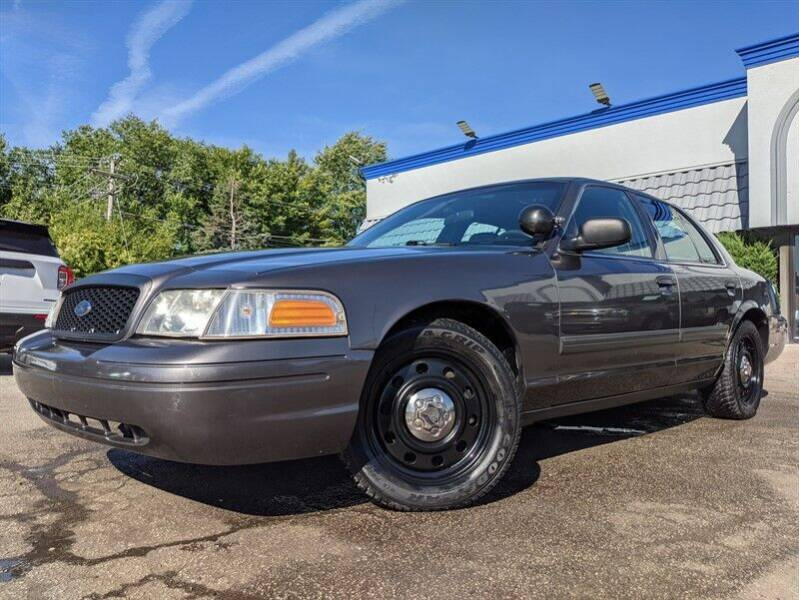 2010 Ford Crown Victoria for sale in Melrose Park, IL