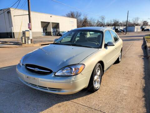 2003 Ford Taurus for sale at Image Auto Sales in Dallas TX