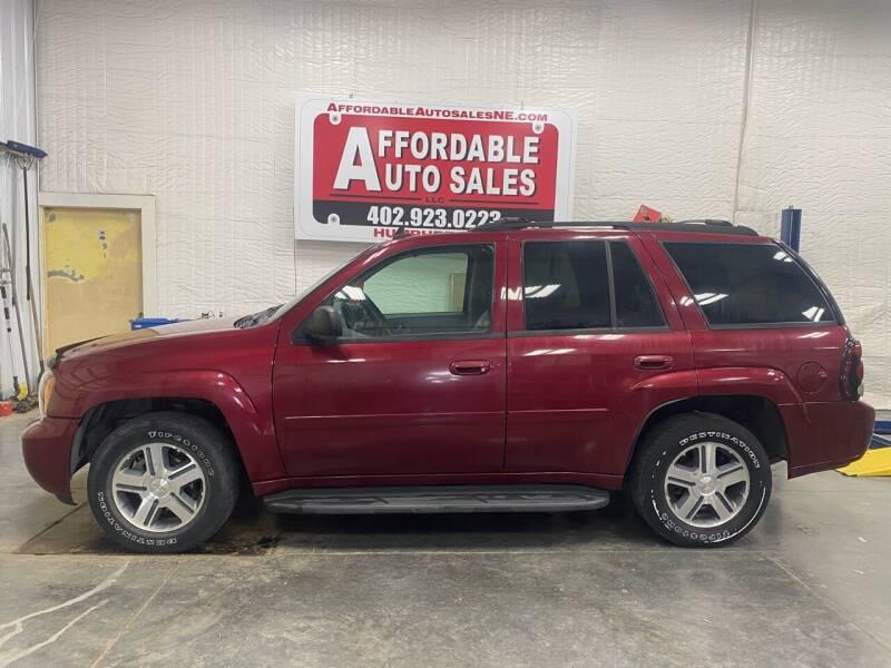 2007 Chevrolet TrailBlazer for sale at Affordable Auto Sales in Humphrey NE
