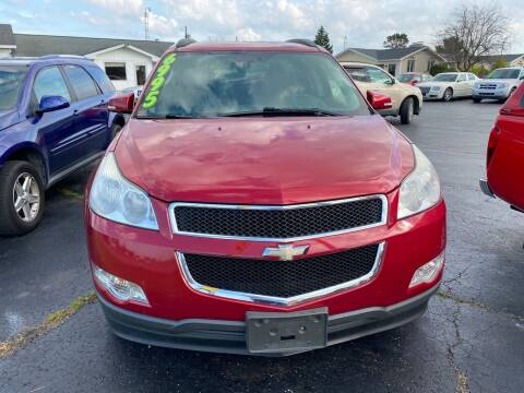 2012 Chevrolet Traverse for sale at 309 Auto Sales LLC in Harrod OH