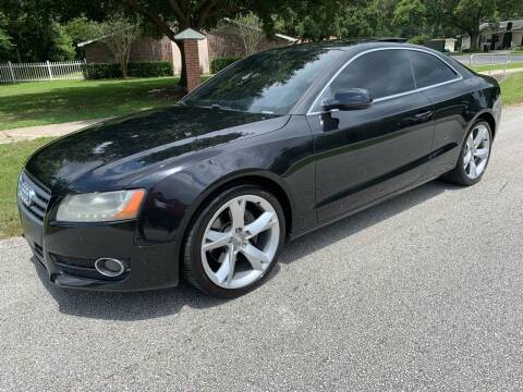 2012 Audi A5 for sale at P J Auto Trading Inc in Orlando FL