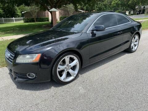 2012 Audi A5 for sale at P J Auto Trading Inc in Orlando FL