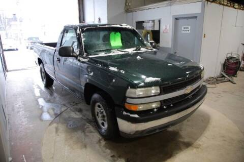 2002 Chevrolet Silverado 1500 for sale at FENTON AUTO SALES in Westfield MA