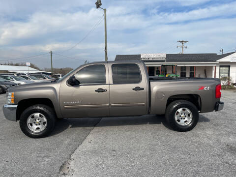 2013 Chevrolet Silverado 1500 for sale at TAVERN MOTORS in Laurens SC