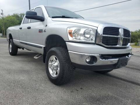 2007 Dodge Ram Pickup 2500 for sale at Thornhill Motor Company in Lake Worth TX