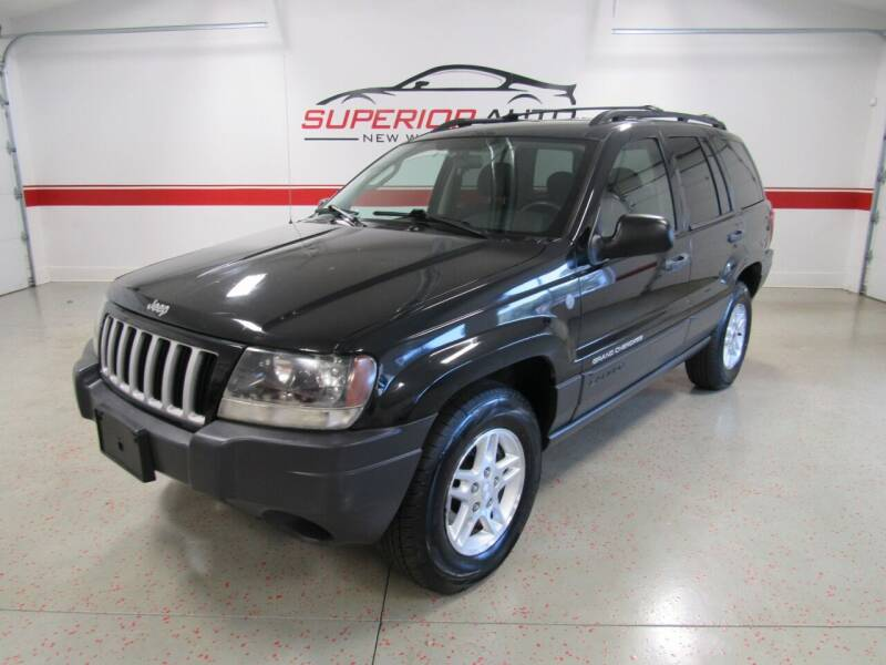 2004 Jeep Grand Cherokee for sale at Superior Auto Sales in New Windsor NY