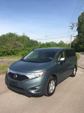 2013 Nissan Quest for sale at Dependable Motors in Lenoir City TN