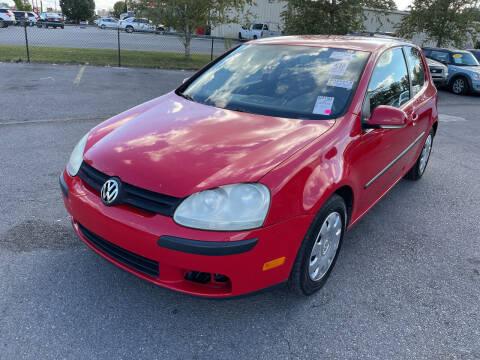 2008 Volkswagen Rabbit for sale at Diana Rico LLC in Dalton GA