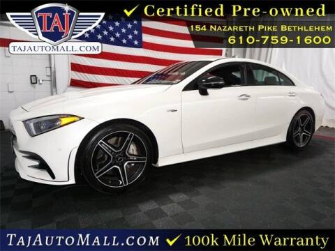 2019 Mercedes-Benz CLS for sale at Taj Auto Mall in Bethlehem PA