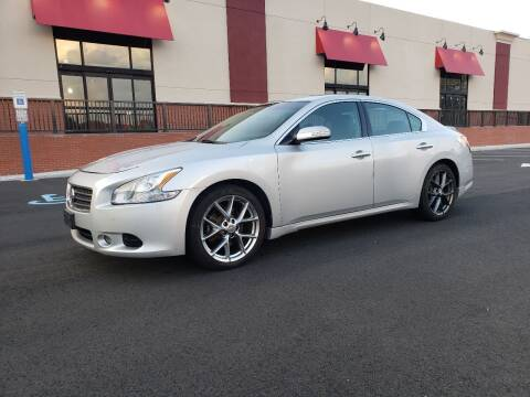 2011 Nissan Maxima for sale at Innovative Auto Group in Little Ferry NJ