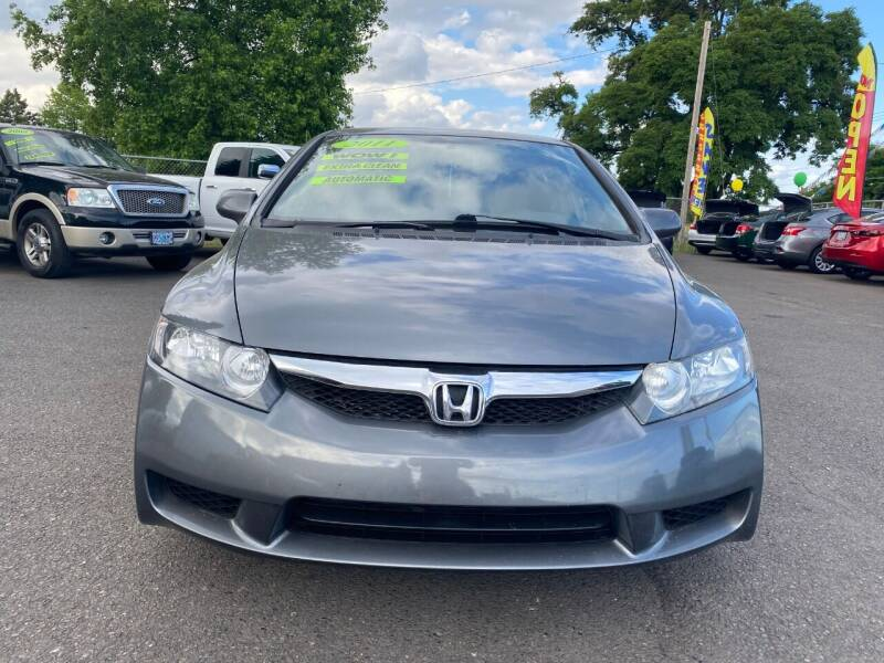 2011 Honda Civic LX 4dr Sedan 5A - Woodburn OR