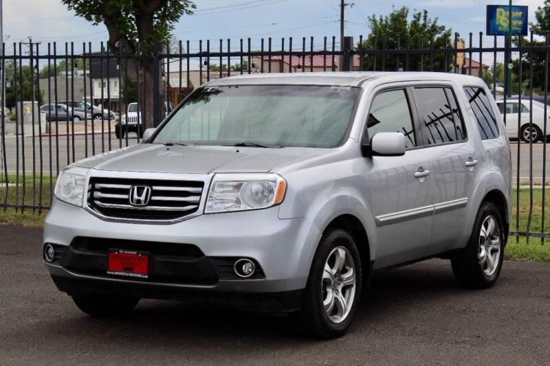 2012 Honda Pilot for sale at Avanesyan Motors in Orem UT