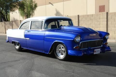 1955 Chevrolet Bel Air for sale at Arizona Classic Car Sales in Phoenix AZ