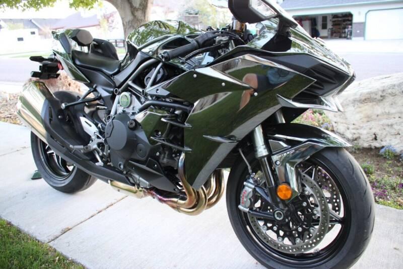 2016 Kawasaki H2 for sale at Motor City Idaho in Pocatello ID