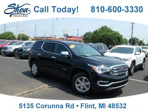 2018 GMC Acadia for sale at Erick's Used Car Factory in Flint MI